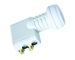 Smart Titanium Edition TT Twin Universal 0.1 dB LNB