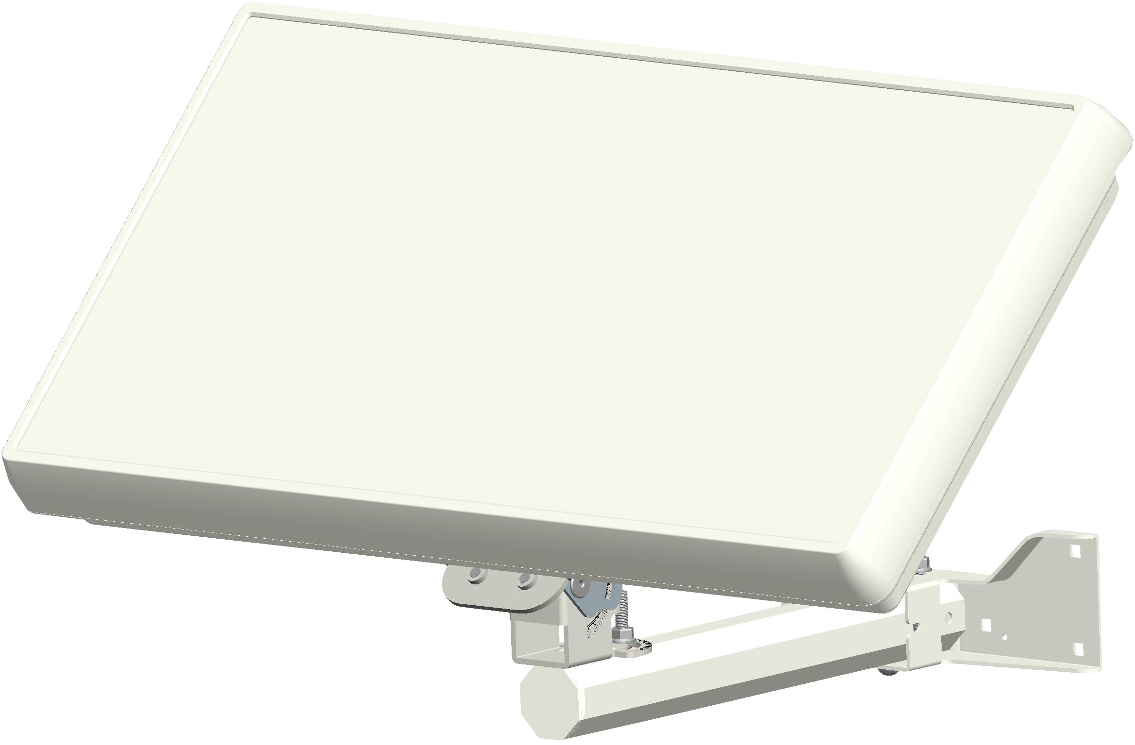 Selfsat H21D Flachantenne Single LNB-Version