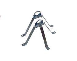 Mauerhalterset Stahl 60 cm, WA 520 mm