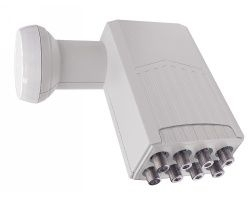 Maximum XO-18 Octo LNB 40mm Feed 0,1 dB HDTV
