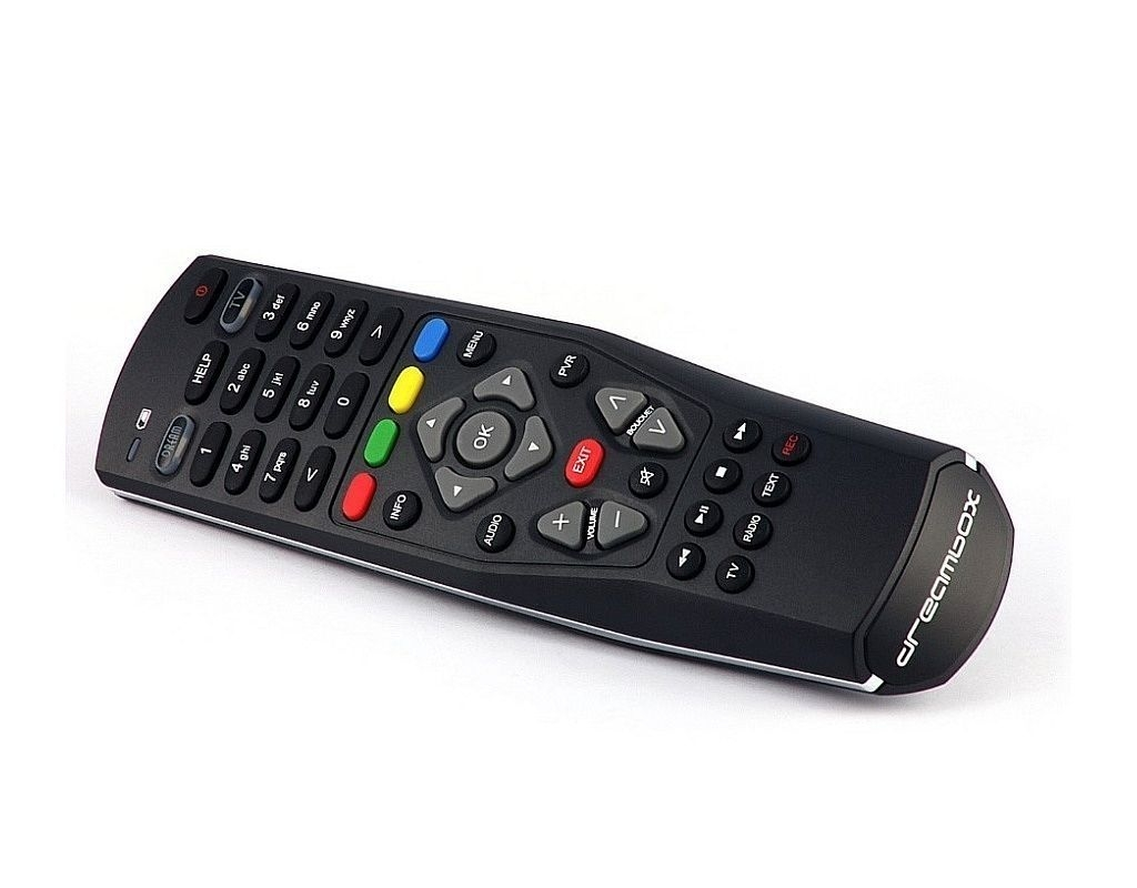 Fernbedienung Dreambox DM7020 HD /  DM800 SE / DM500 HD / DM7080 Modell RC10
