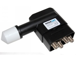 Megasat Multifeed-LNB Quad 0,1dB
