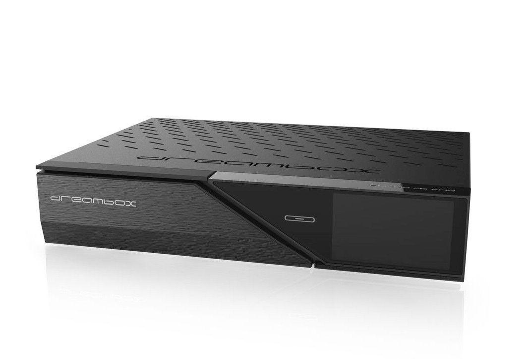 Dreambox DM900 UHD 4K 1x DVB-S2X FBC MultiStream Tuner E2 Linux PVR Receiver