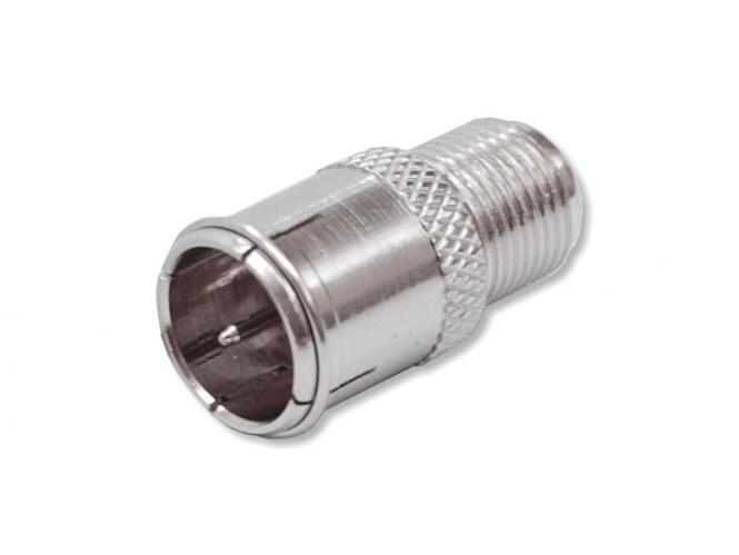 F-Schnellsteck-Adapter