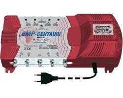 EMP Profi-Line Multischalter MS5/4 PIU-4 (P.142-UP) mit Netzteil
