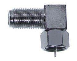 F-Winkeladapter Buchse-Stecker
