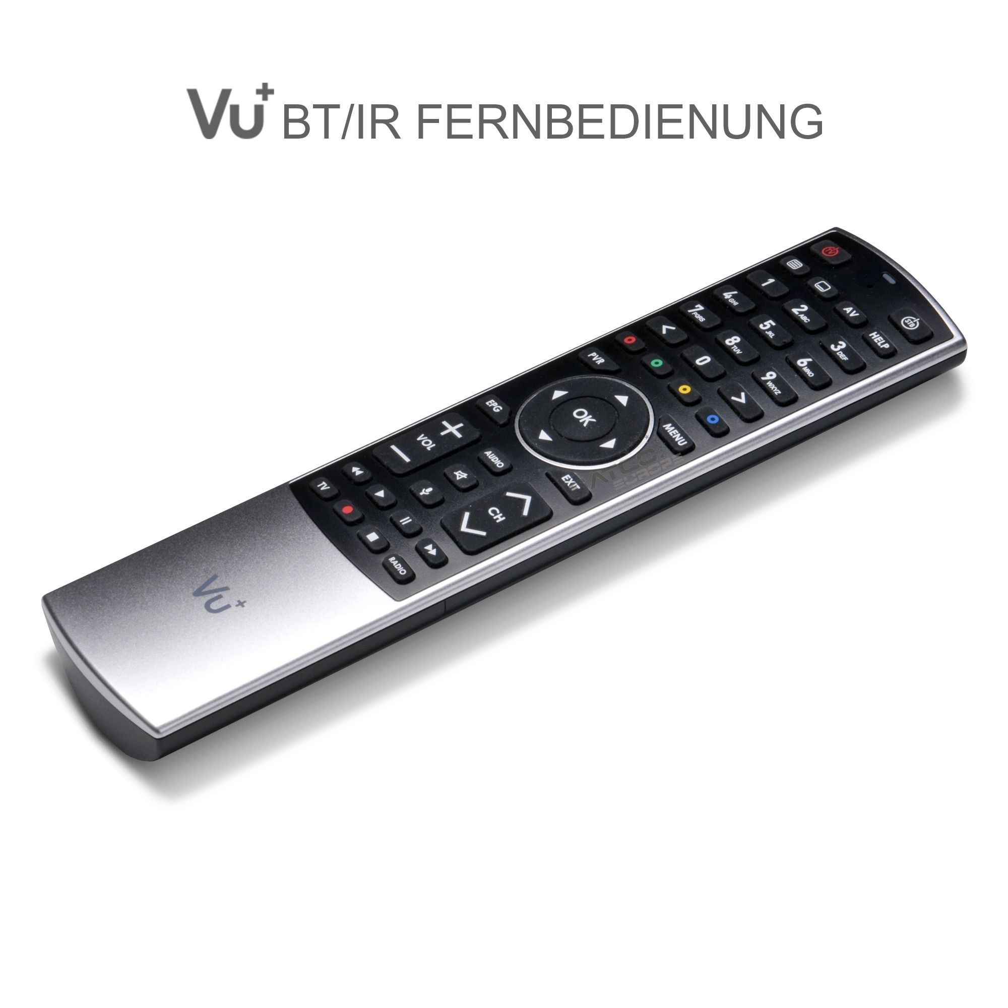 VU+ Fernbedienung BT/IR für alle VU+ Receiver