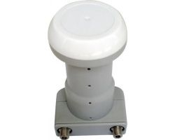 Maximum XO-12 Twin LNB 40mm Feed 0,1 dB HDTV