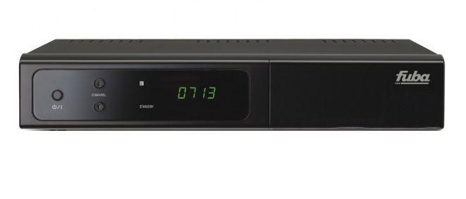 Fuba ODE 713HD Tivu Sat HDTV Receiver inkl. Tivusat Karte