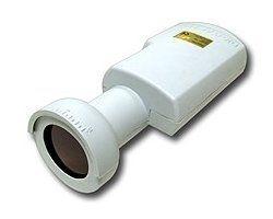 Invacom Twin LNB, 40mm Feed, 0,3 dB