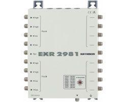 Kathrein EXR 2981-Einkabel-Multischalter Kaskade 9 auf 1x8