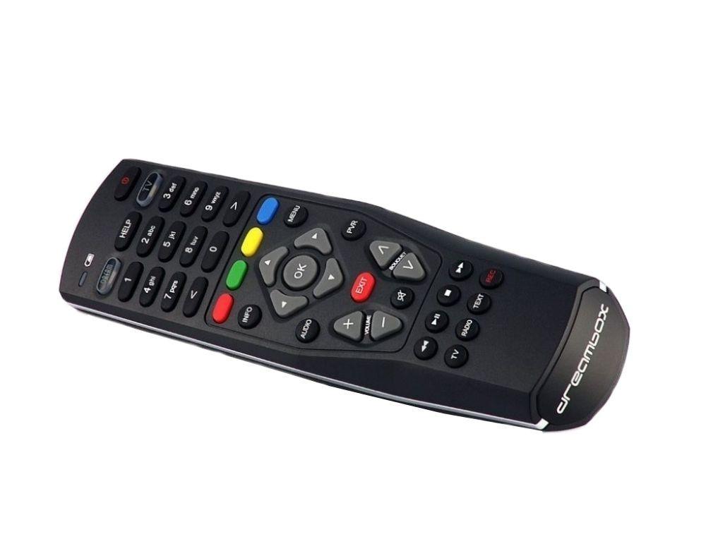Dreambox DM525 HD 1x DVB-S2 Tuner PVR ready Full HD 1080p H.265 Linux Receiver