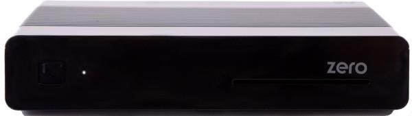 VU+ ZERO 1x DVB-S2 Linux Receiver Full HD 1080p (black)