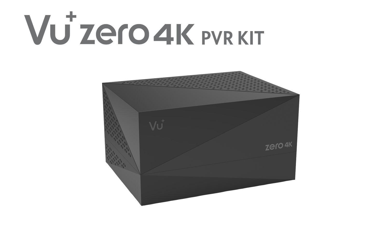 VU+Zero 4K PVR Kit ohne HDD