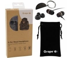 Grape I100 Ebony In-Ear Kopfhörer
