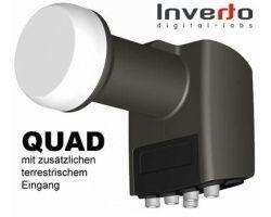 Inverto Quad + Terrestr. IDLB-QUDL40-TERRE-OPP