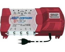 EMP Profi-Line Multischalter MS5/8 PIU-4 (P.143-UP) mit Netzteil