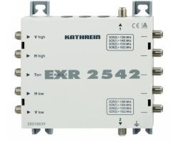 Kathrein EXR 2542-Einkabel-Multischalter Kaskade 5 auf 2x4