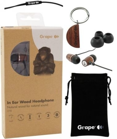 Grape I110 Bubinga In-Ear Kopfhörer