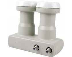 Maximum XO-62 6° Monoblock Twin LNB 0,1 dB HDTV