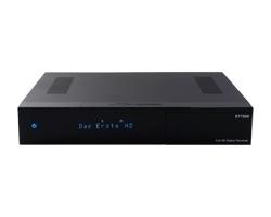 Xtrend ET 7500 HD 1x DVB-S2 / 1x DVB-C/T2 Linux Full HD 1080p HbbTV Sat Receiver USB