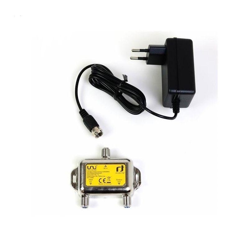 Inverto IDLU-PINS02-00000-OPP Unicable II Power Inserter 5-2400MHz inkl. Netzteil