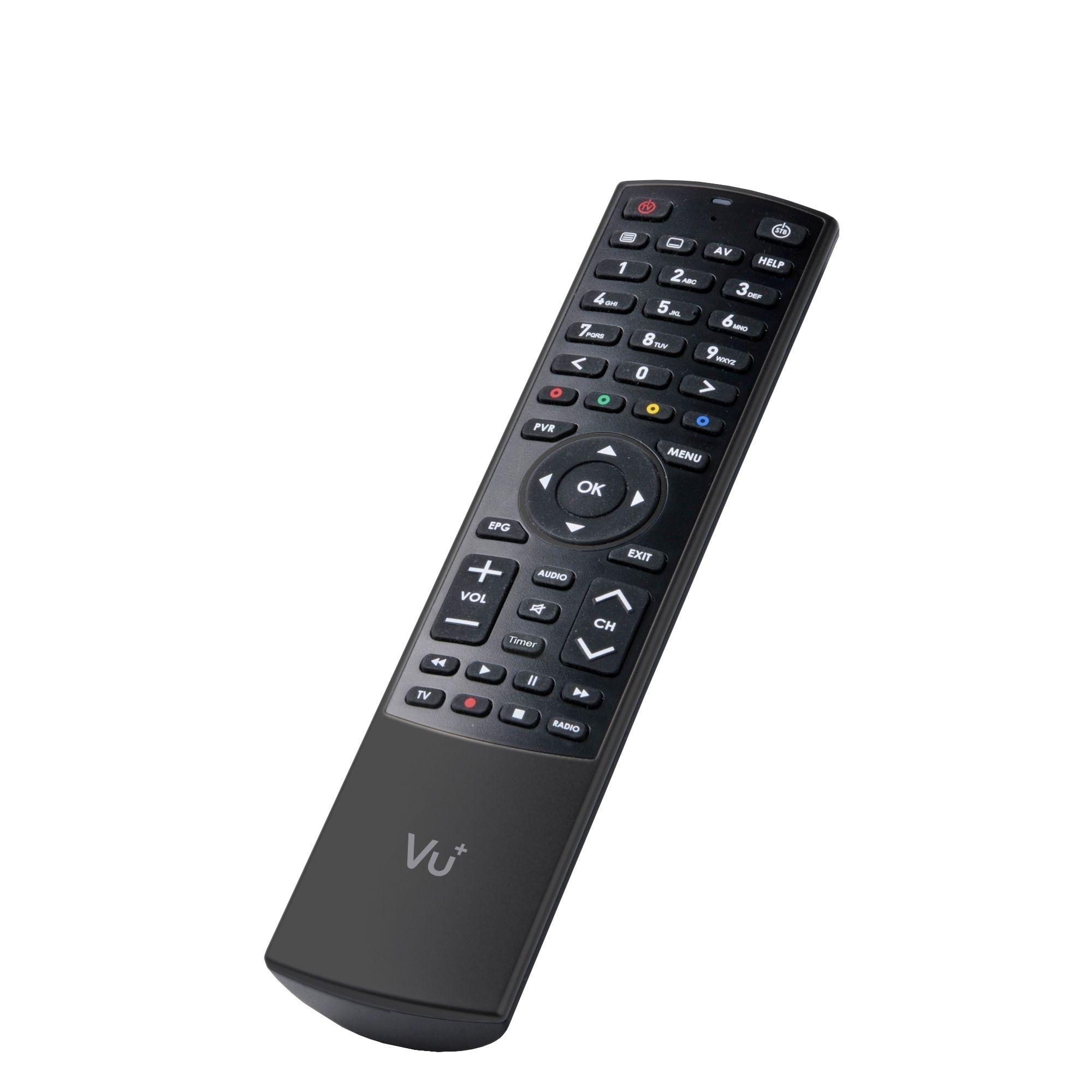 VU+Zero 4K 1x DVB-S2X Multistream Tuner Linux Receiver UHD 2160p