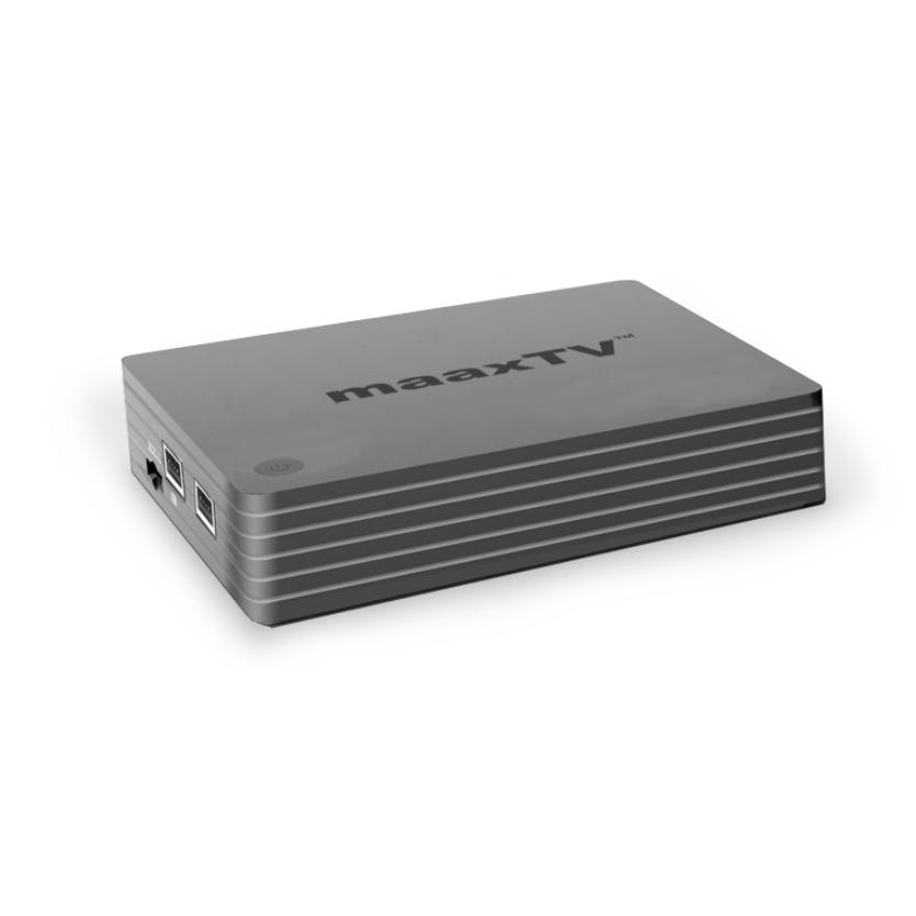 MaaxTV LN6000HD STB IPTV Receiver incl. 3 Jahre maaxTV GO