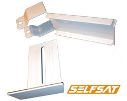 Selfsat H30 / H21 Fensterhalterung