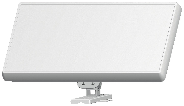 Selfsat H21D4+ Flachantenne mit austauschbaren Quad LNB