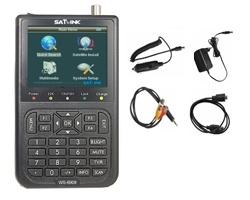 Satlink WS-6908 SE DVB-S FTA Messgerät