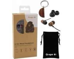 Grape I100 Bubinga In-Ear Kopfhörer