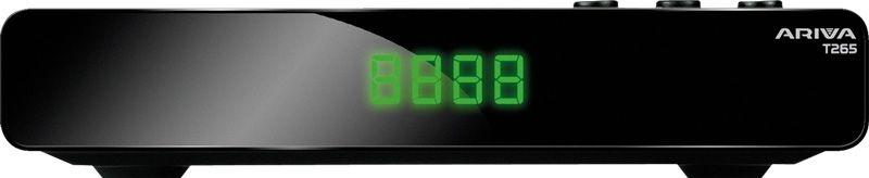 Ferguson Ariva T265 DVB-T2 HDTV Receiver H.265/HEVC