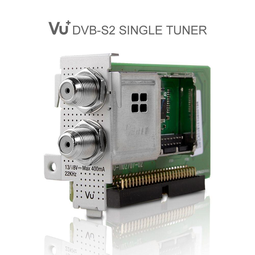 VU+ DVB-S2 Tuner Uno / Ultimo / Duo² / Solo SE