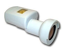 Invacom Single LNB, 40mm Feed, 0,3 dB